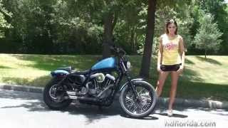 7. Used 2011 Harley Davidson Sportster Nightster Motorcycles for sale - Leesburg, FL