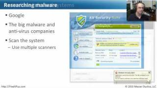 Resolving Malware Issues - CompTIA A+ 220-702: 4.1