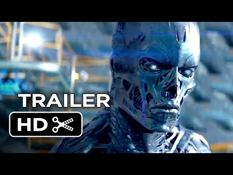 Terminator: Genisys Official Trailer #2 (2015) – Arnold Schwarzenegger Movie HD