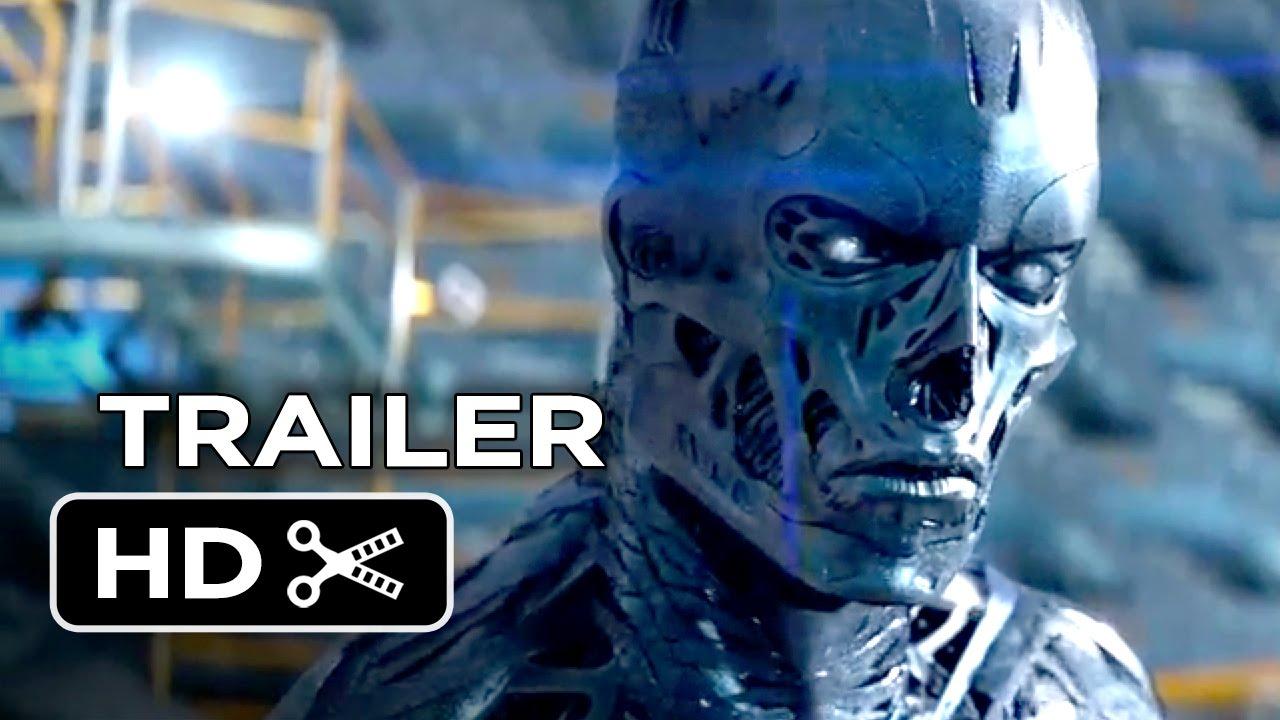 Terminator: Genisys Official Trailer #2 (2015) – Arnold Schwarzenegger