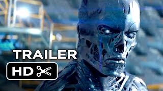Terminator  Genisys Official Trailer  2  2015    Arnold Schwarzenegger Movie Hd