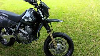 7. 2013 Suzuki DR650SE Supermoto Walk Around