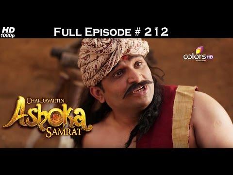 Chakravartin-Ashoka-Samrat--25th-March-2016--चक्रवतीन-अशोक-सम्राट--Full-Episode-HD