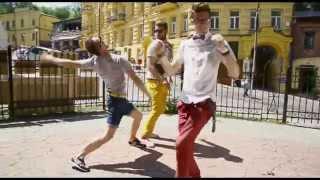 Pharrell Williams - Happy (We are from Kiev, Ukraine)