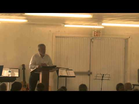 He Found No Place of Repentance - Daniel Yoder: (Sunday 7:00 PM)