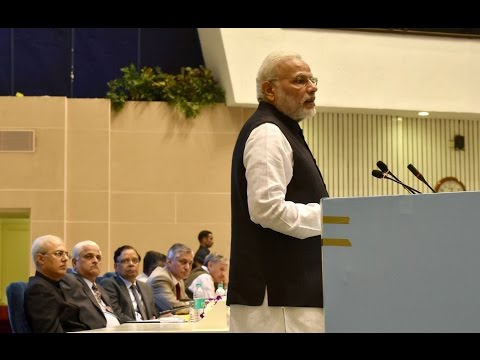 PM's speech at Valedictory session of National Initiative