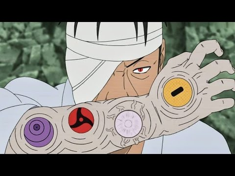 Naruto: Tutte Le Arti Oculari
