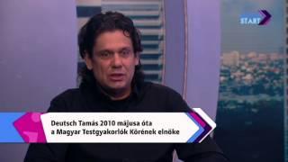 Deutsch Tamás, Digi Sport Reggeli Start, 2015. október 19.