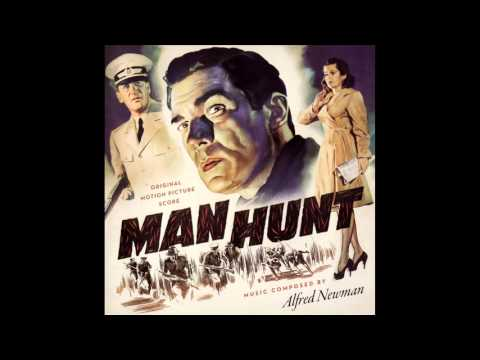 Man Hunt | Soundtrack Suite (Alfred Newman & David Buttolph)