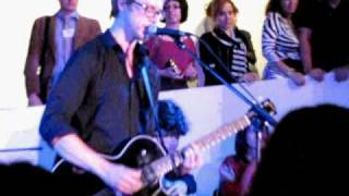 """Julian Plenti (Paul Banks of Interpol) - """"No Chance Survival"""" live at the Guggenheim, NYC"""