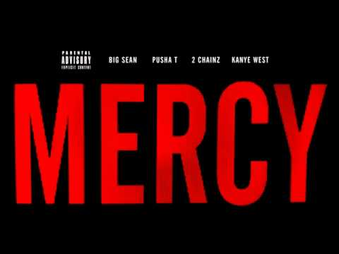 Kanye West - Mercy ft Big Sean,Pusha-T n 2Chainz (Explicit)