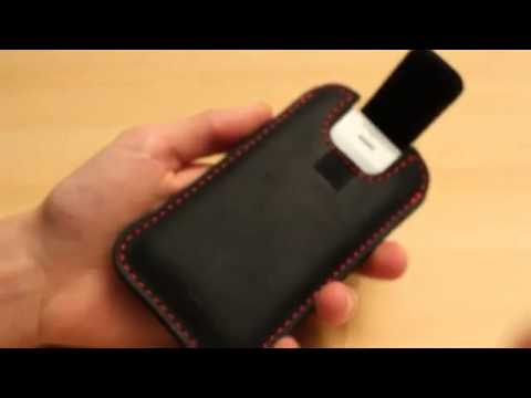iPhone 5 Germanmade Tasche im Test