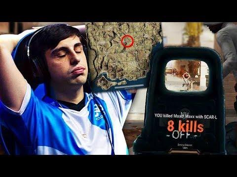 8 KILLS IN 10 SECONDS (видео)