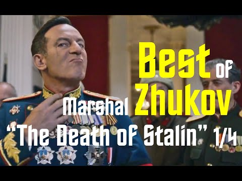 Best of Marshall Zhukov (Jason Issacs) in The Death of Stalin (2017) 1/4 [Eng/Magyar/Esp subs]