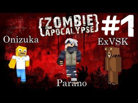 Minecraft Aventure - Zombie Apocalypse #1 [HD]