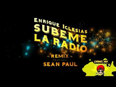 Enrique Iglesias-Subeme La Radio- (version English) FT Sean Paul Video Official