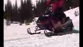 10. skidoo 05 rev 950 straitline wheelie 190hp