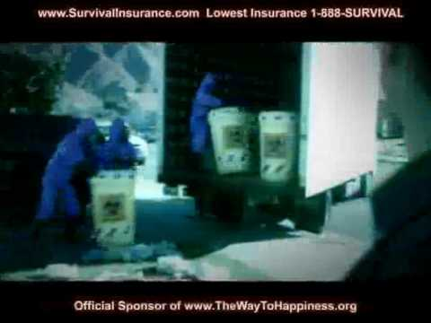 2010 Super Bowl Happiness Survival Insurance
