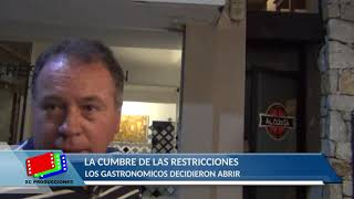 PREPARATIVOS PARA LA TEMPORADA DE VERANO: MATIAS LAMMENS SE REUNIO VIRTUALMENTE CON INTENDENTES CORDOBESES