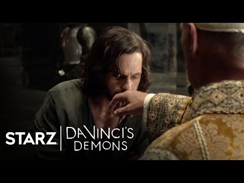 Da Vinci's Demons 3.03 (Preview)
