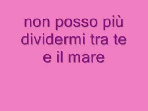 , title : 'Laura Pausini - Tra Te E Il Mare (lyrics. testo)'
