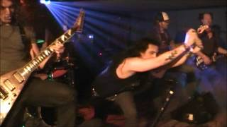 White Wizzard - Celestina (live 8-19-12)HD