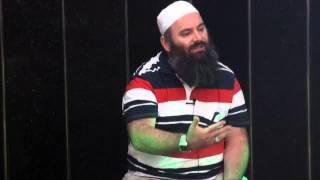 6. Namazi i Natës me Hoxhë Bekir Halimi (Ramazan 2012 - Xhamia Kapëxhë Hamza)