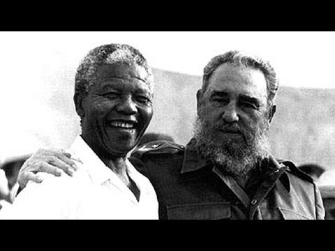 south - http://www.democracynow.org - As the world focuses on Tuesday's historic handshake between President Obama and Cuban President Raúl Castro, we look back at t...