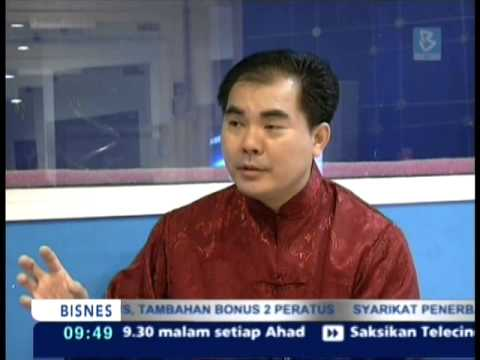 "[2014-01-31] Bernama TV ""2014 Good Feng Shui Zodiacs Outlook & tips"" with Master Kenny Hoo"