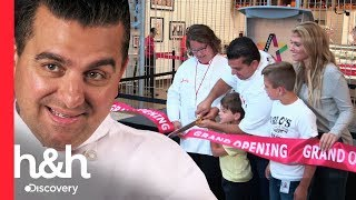 ¡Doble celebración en Minneapolis!  | Cake Boss | Discovery H&H