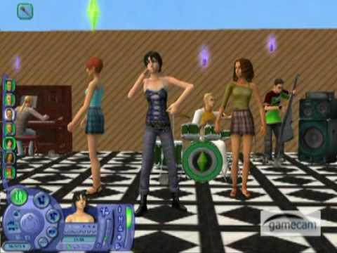 Pink - MISSUNDAZTOOD Official Sims 2 Version