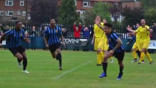 FA Cup: First Team 2 Chesham United 2