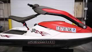 1. 2005 Sea Doo 3D Used Parts