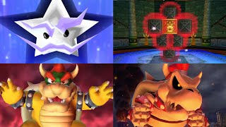 Evolution of Final Boss Fights in Mario Party