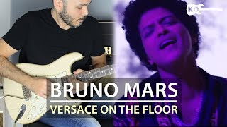 Video Bruno Mars - Versace on The Floor - Electric Guitar Cover by Kfir Ochaion download in MP3, 3GP, MP4, WEBM, AVI, FLV Mei 2017