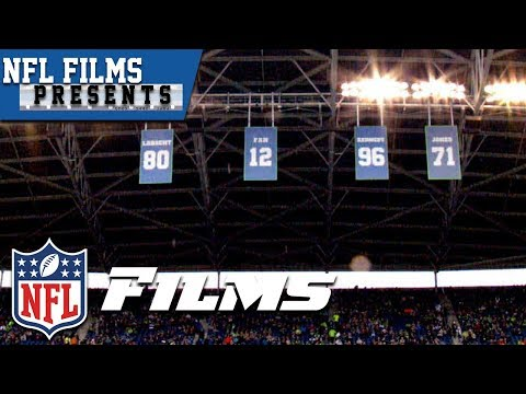 Video: The Only Man to Wear 12 For the Seattle Seahawks | NFL Films Presents