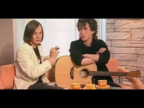 Виктор Цой или Рома Легенда На канале Россия 1 2008 - DomaVideo.Ru