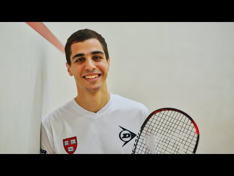 Squash coaching: Coming next week... Ali Farag