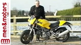 10. 2002 Ducati S4 Monster Review