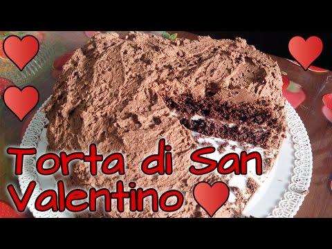 torta di san valentino - la videoricetta