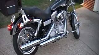 7. 2007 Harley Davidson Dyna Super Glide (FXD)
