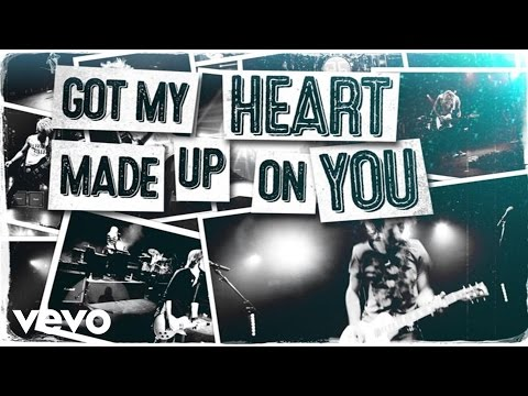 Heart Made Up on You (Lyric Video)
