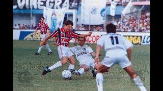 Santos 2x3 São Paulo (08/10/1994) - Brasileiro 1994