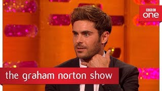 When Michael Jackson called Zac Efron - The Graham Norton Show: 2017 - BBC One