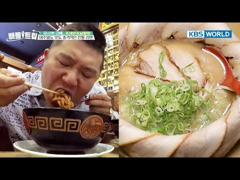 Battle Trip | 배틀트립 – Ep.69 : Food Bucket List Tour to Osaka and Kobe [ENG/THA/2017.10.08]