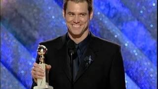 Jim Carrey Wins Best Actor Motion Picture Drama - Golden Globes 1999 full download video download mp3 download music download
