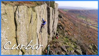 Curbar Climbing by The Climbing Nomads