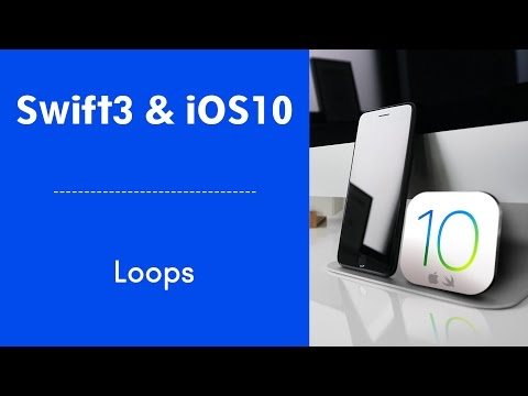 Swift3 Online Course   iOS Swift Tutorial - Loops