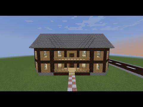 come costruire una casa - minecraft