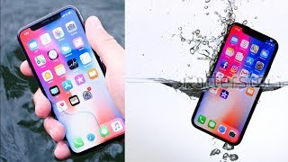 iPhone X Clone Waterproof Test & antutu benchmark Review In Bangla! By Mobile Bazaar